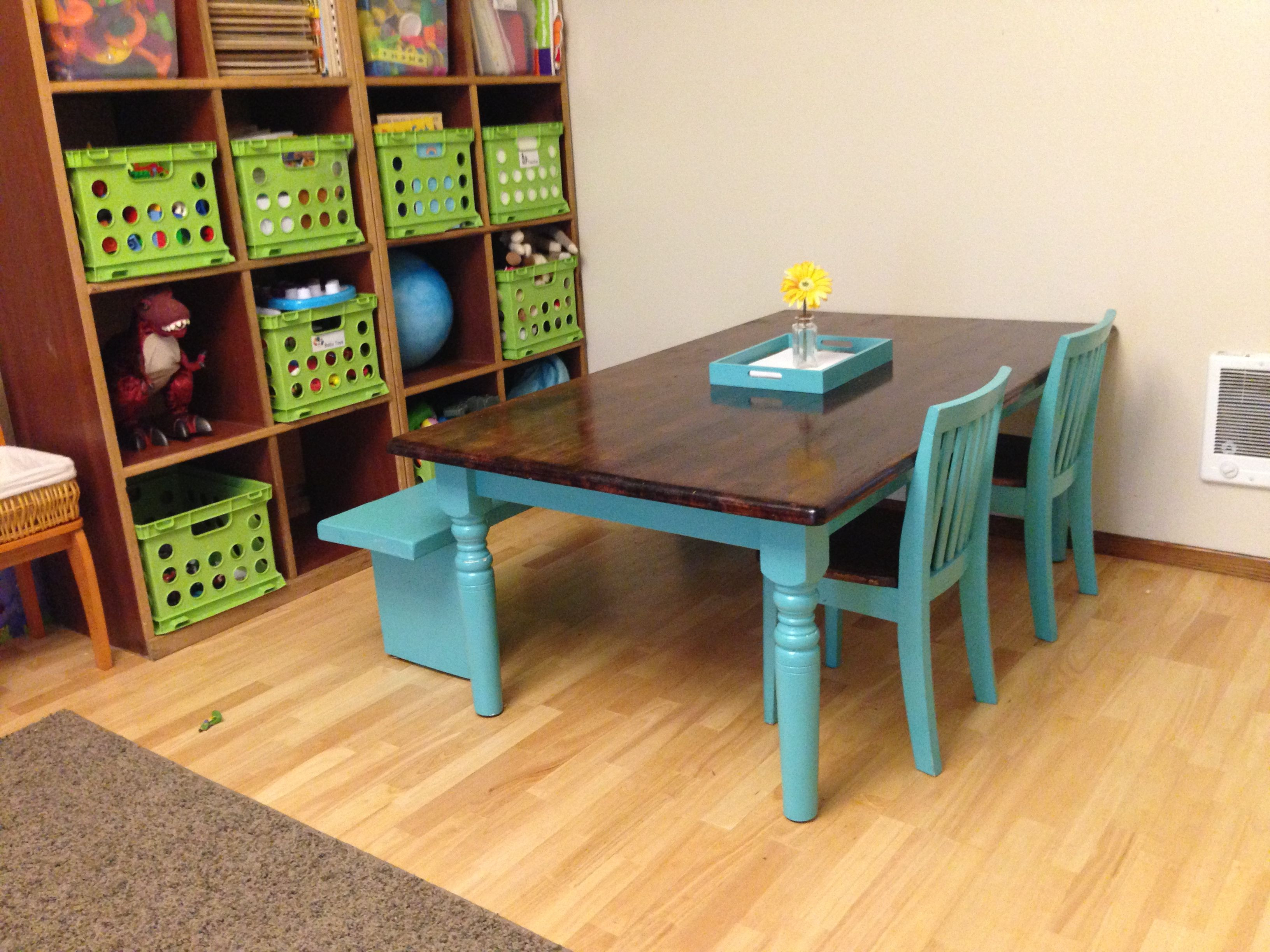 Best ideas about DIY Kids Playrooms . Save or Pin Playroom table DIY Play Room Ideas Now.