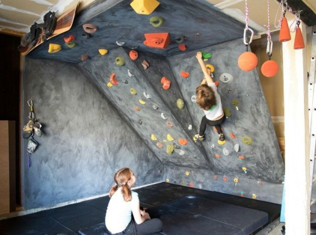Best ideas about DIY Kids Rock Climbing Wall . Save or Pin 23 Awesome Climbing Walls For kids Now.