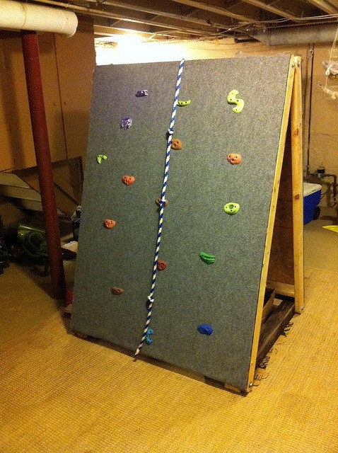 Best ideas about DIY Kids Rock Climbing Wall . Save or Pin 18 DIY projects to ready for SUMMER A Little Craft Now.