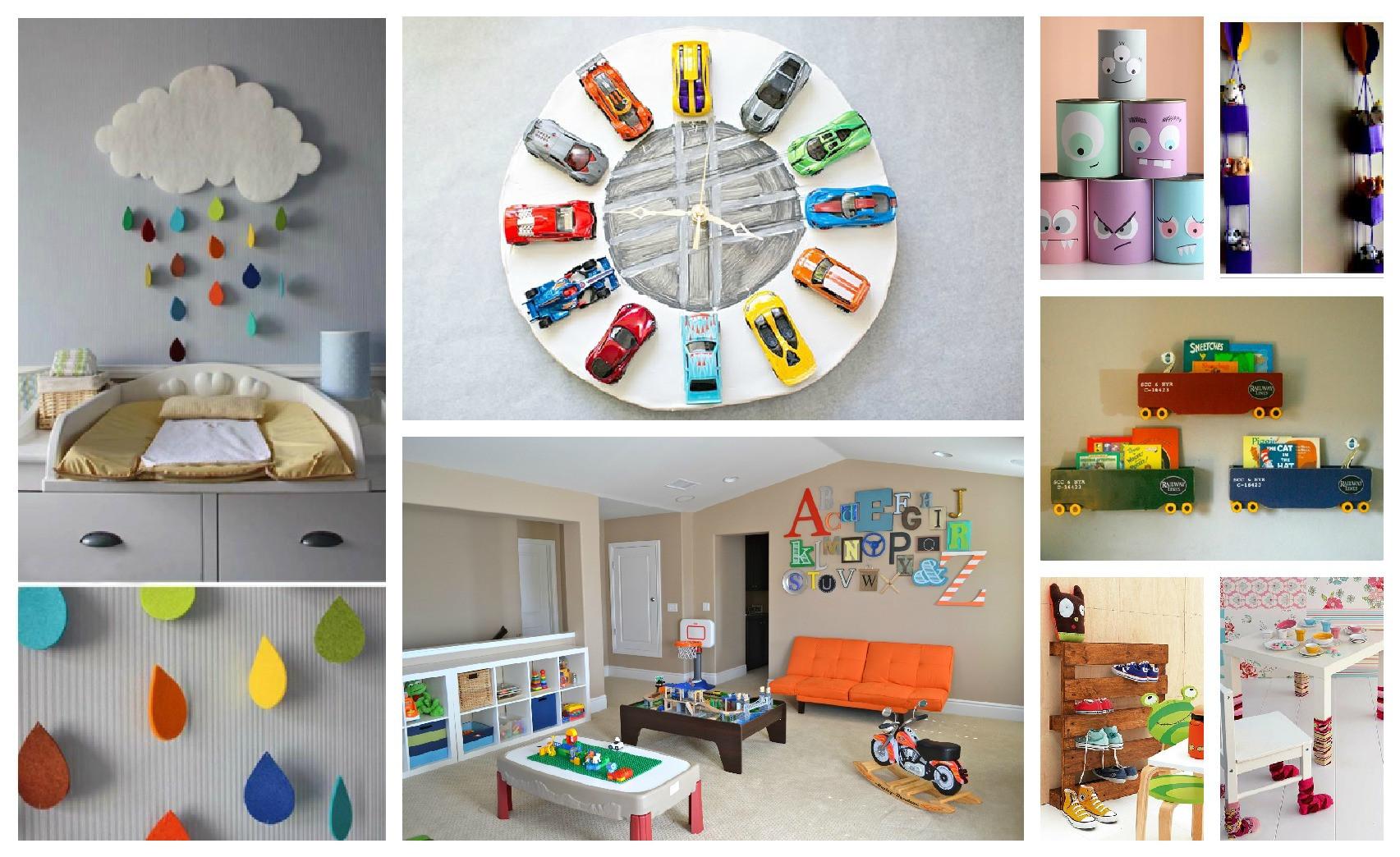 Best ideas about DIY Kids Room Decorations . Save or Pin DIY kids room decor ideas Archives Now.
