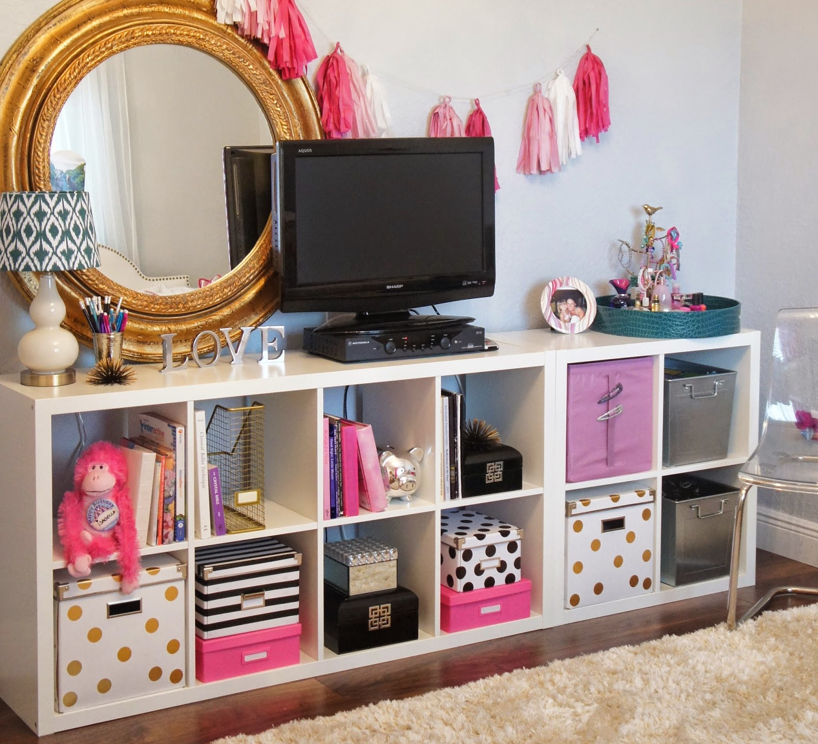 Best ideas about DIY Kids Room . Save or Pin The Cuban In My Coffee DIY Kate Spade Inspired Ikea Now.