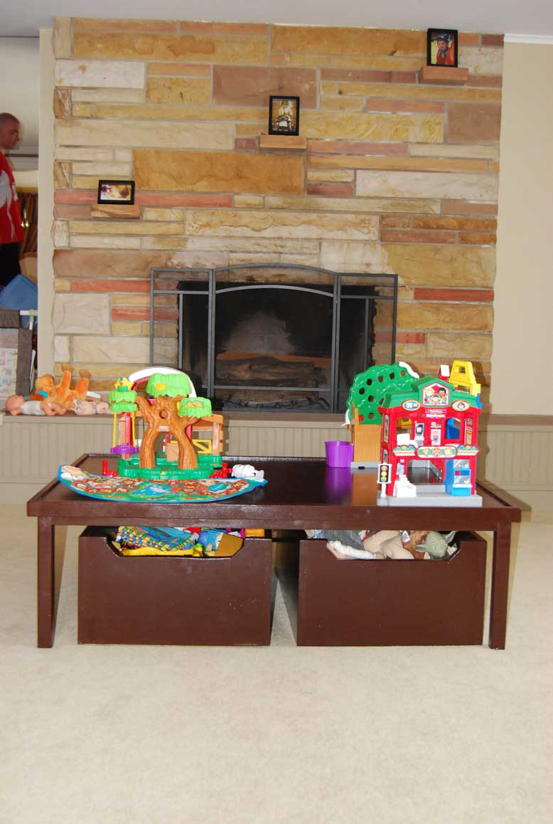 Best ideas about DIY Kids Room . Save or Pin 20 Cool DIY Play Tables For A Kids Room Now.