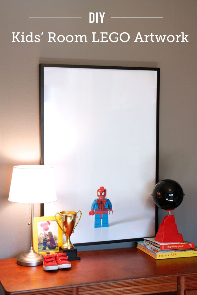 Best ideas about DIY Kids Rooms . Save or Pin DIY Lego Art Modern Parents Messy Kids Now.