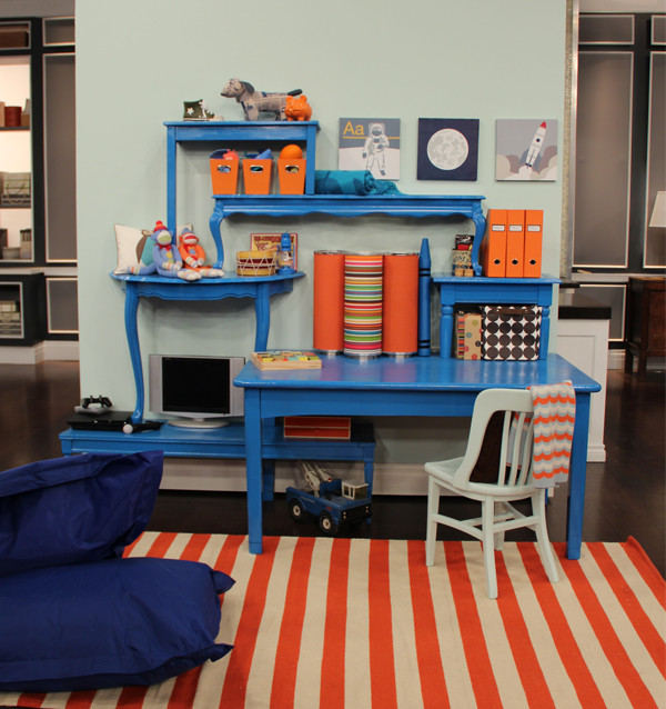 Best ideas about DIY Kids Rooms . Save or Pin DIY Kids' Shelving Unit Steven and Chris Now.