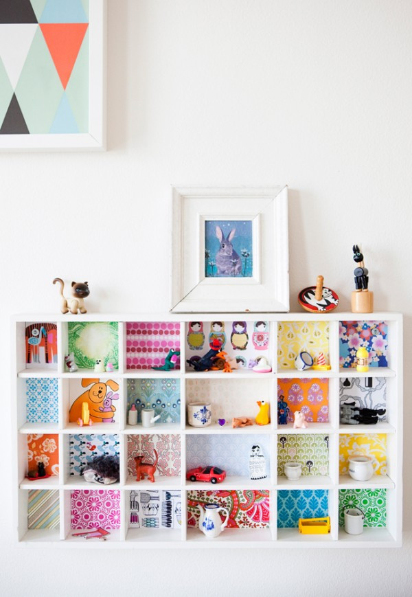 Best ideas about DIY Kids Rooms . Save or Pin DIY Kids Room Shelving Now.