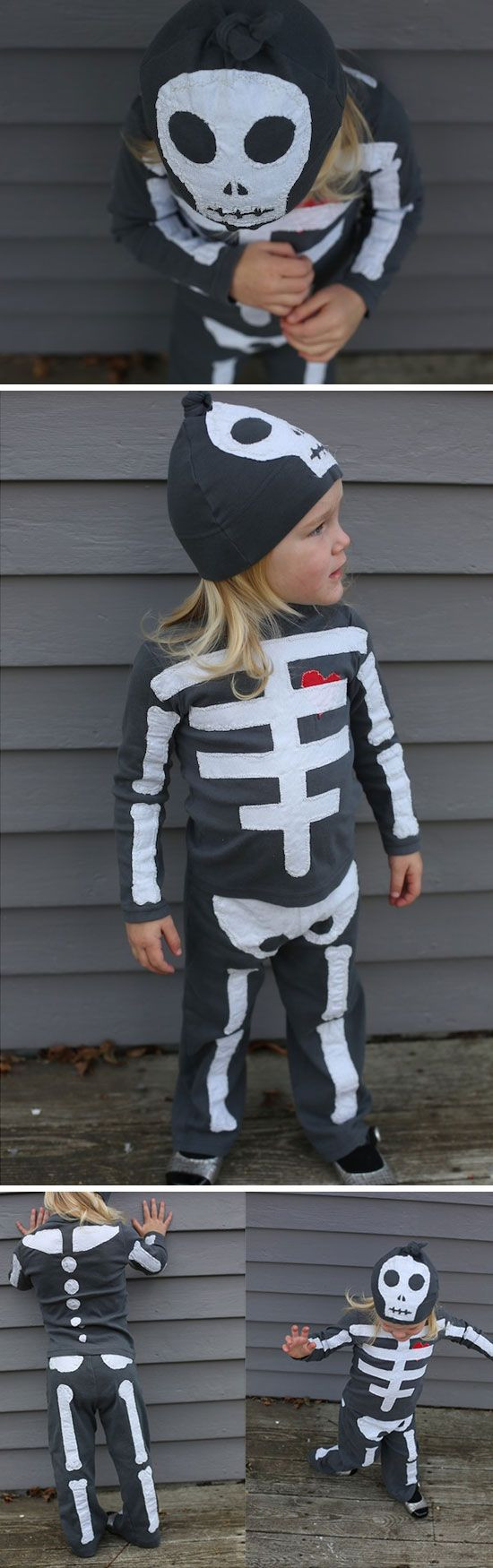 Best ideas about DIY Kids Skeleton Costume . Save or Pin 25 best ideas about Skeleton Costumes on Pinterest Now.