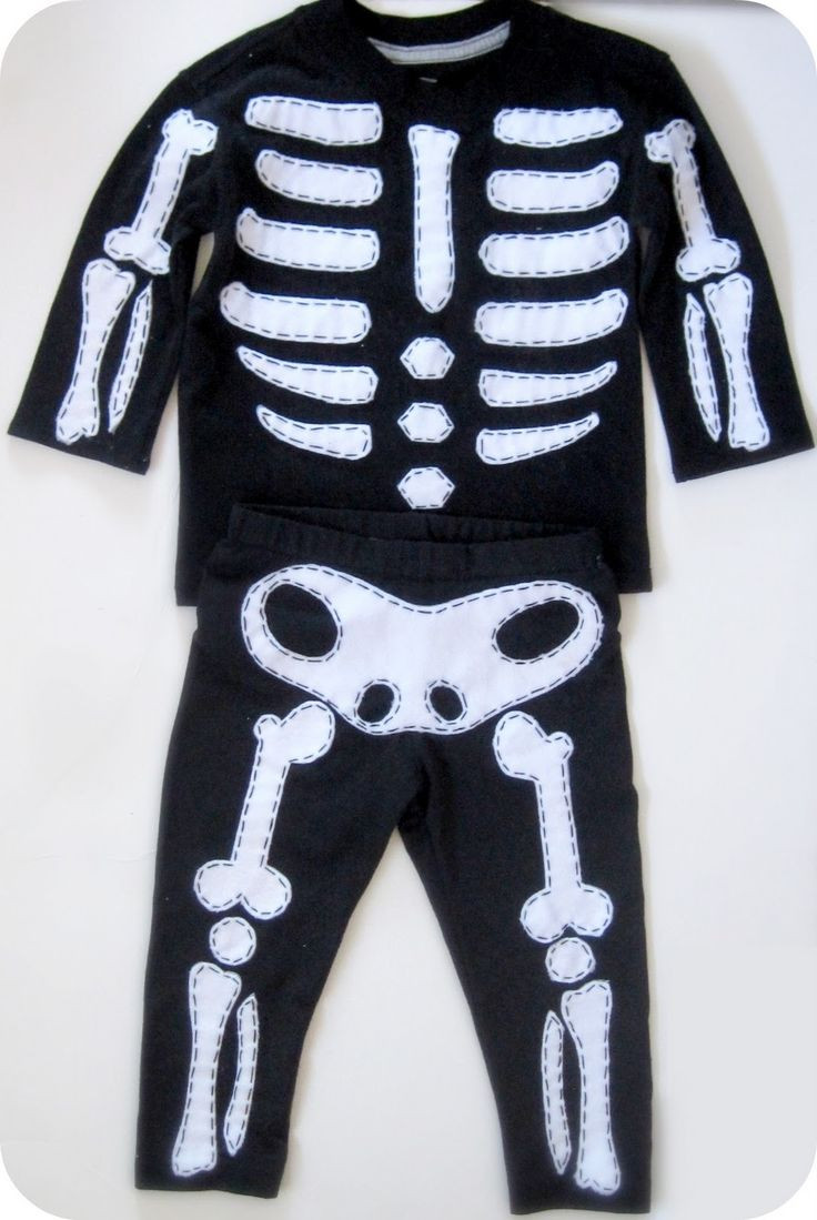 Best ideas about DIY Kids Skeleton Costume . Save or Pin 28 best Cute skeleton crafts for kids images on Pinterest Now.