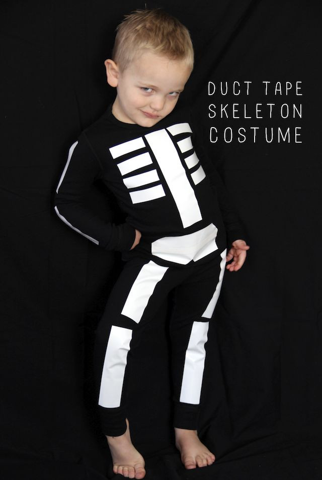 Best ideas about DIY Kids Skeleton Costume . Save or Pin DIY Halloween Kids Costumes Now.