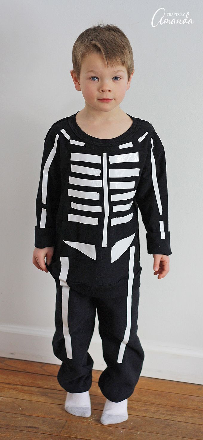 Best ideas about DIY Kids Skeleton Costume . Save or Pin Best 25 Diy skeleton costume ideas on Pinterest Now.