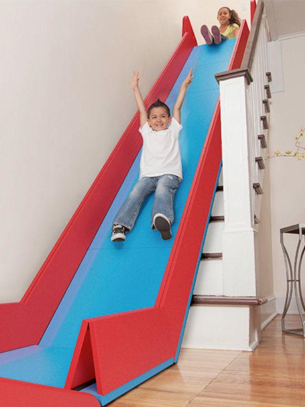Best ideas about DIY Kids Slide . Save or Pin Removable Indoor Slide Now.