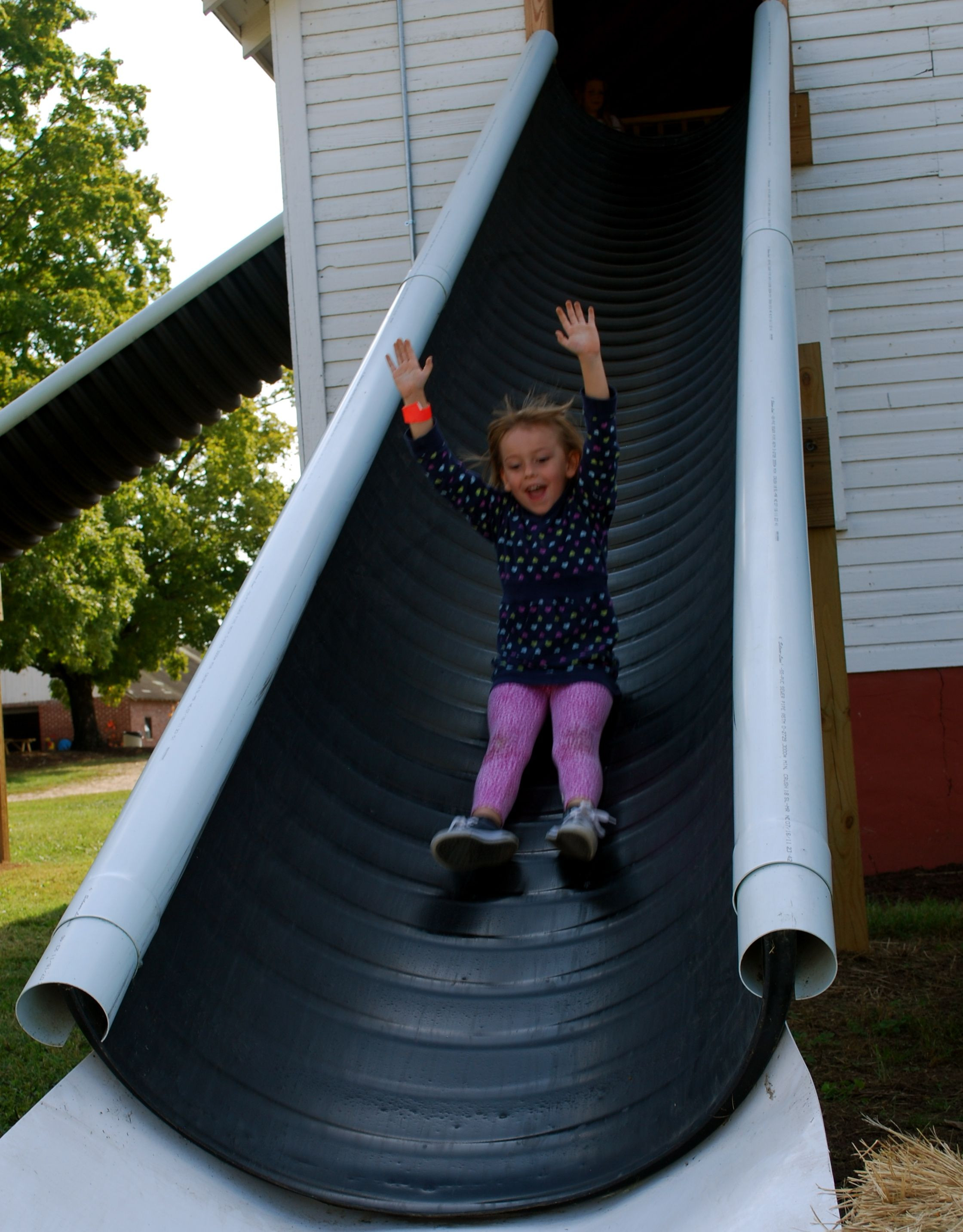 Best ideas about DIY Kids Slide . Save or Pin Cheap Slide Idea diy Pinterest Now.