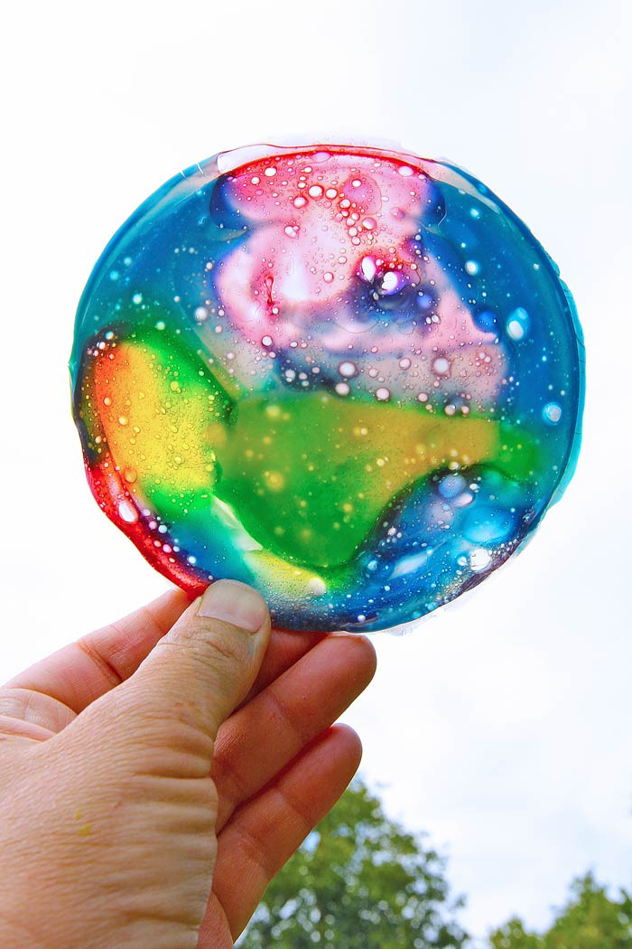 Best ideas about DIY Kids Slime . Save or Pin Art & Science for Kids Slime Suncatchers Babble Dabble Do Now.