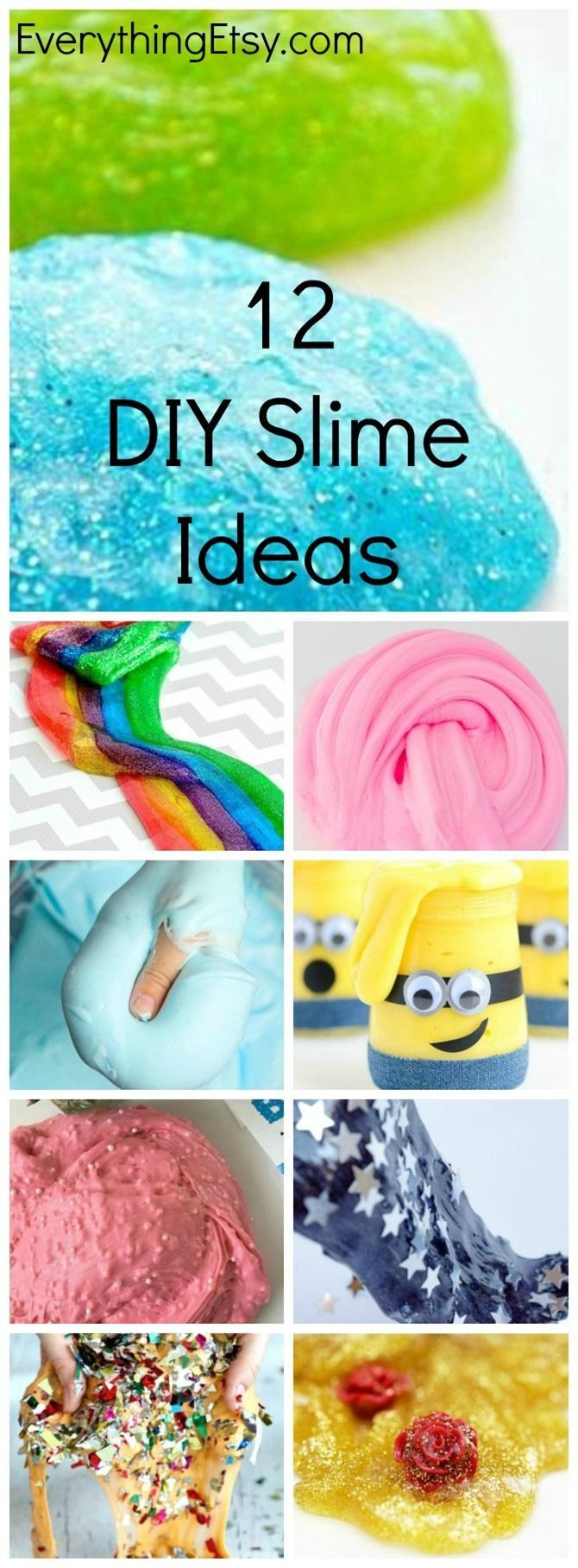 Best ideas about DIY Kids Slime . Save or Pin 25 best ideas about Diy Slime on Pinterest Now.