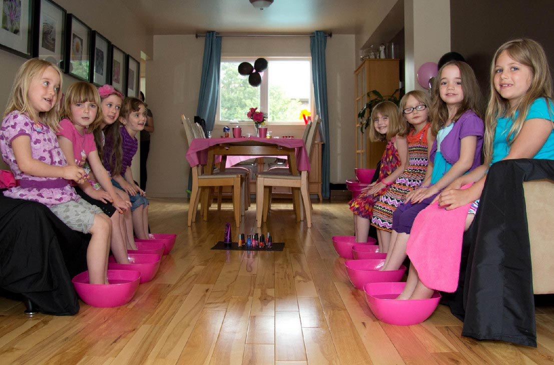 Best ideas about DIY Kids Spa Party . Save or Pin Home Kids Spa Party Now.
