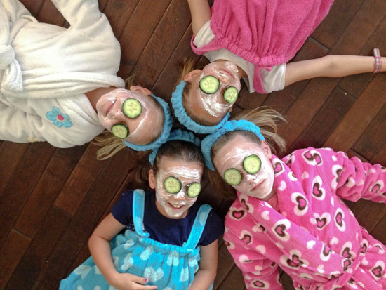 Best ideas about DIY Kids Spa Party . Save or Pin Mom & Me Kids DIY Spa Party Adventures in the Kitchen Now.