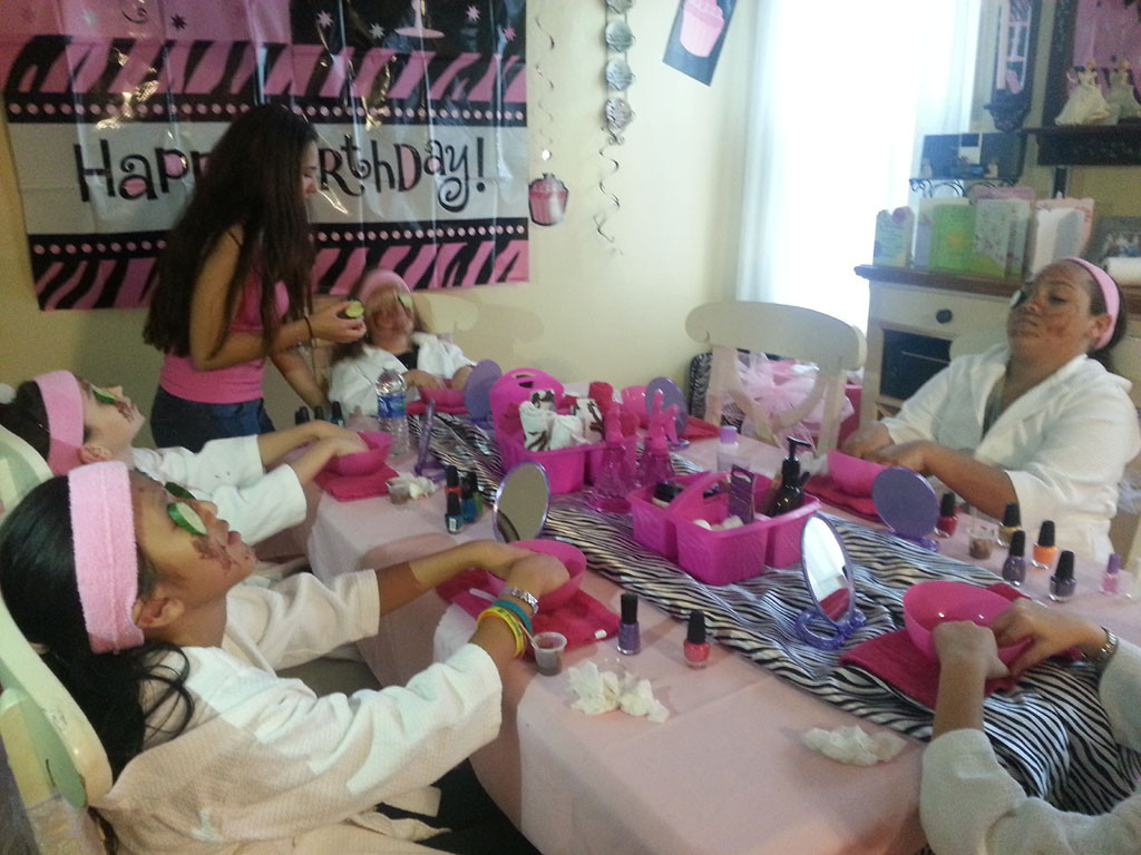 Best ideas about DIY Kids Spa Party . Save or Pin Spa Party Ideas For Kids Now.