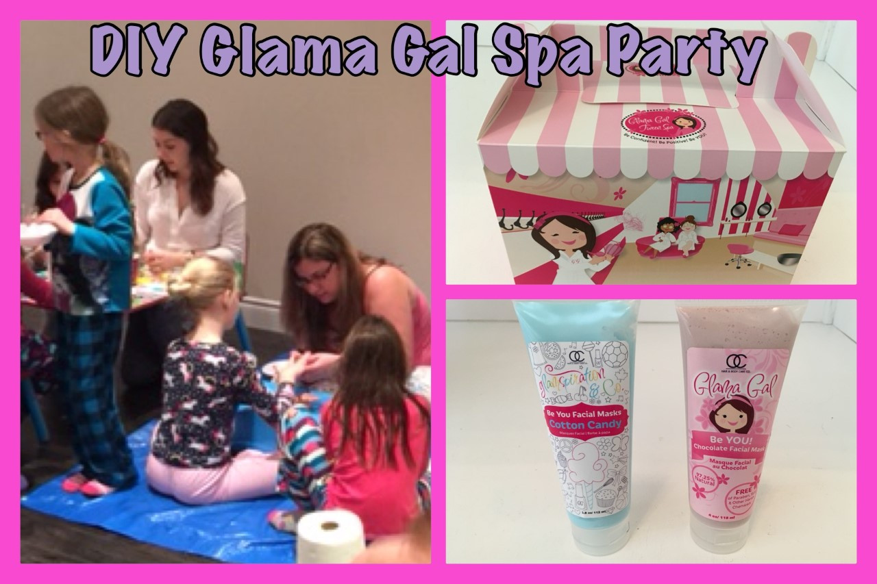 Best ideas about DIY Kids Spa Party . Save or Pin Glama Gal DIY Spa Party Now.