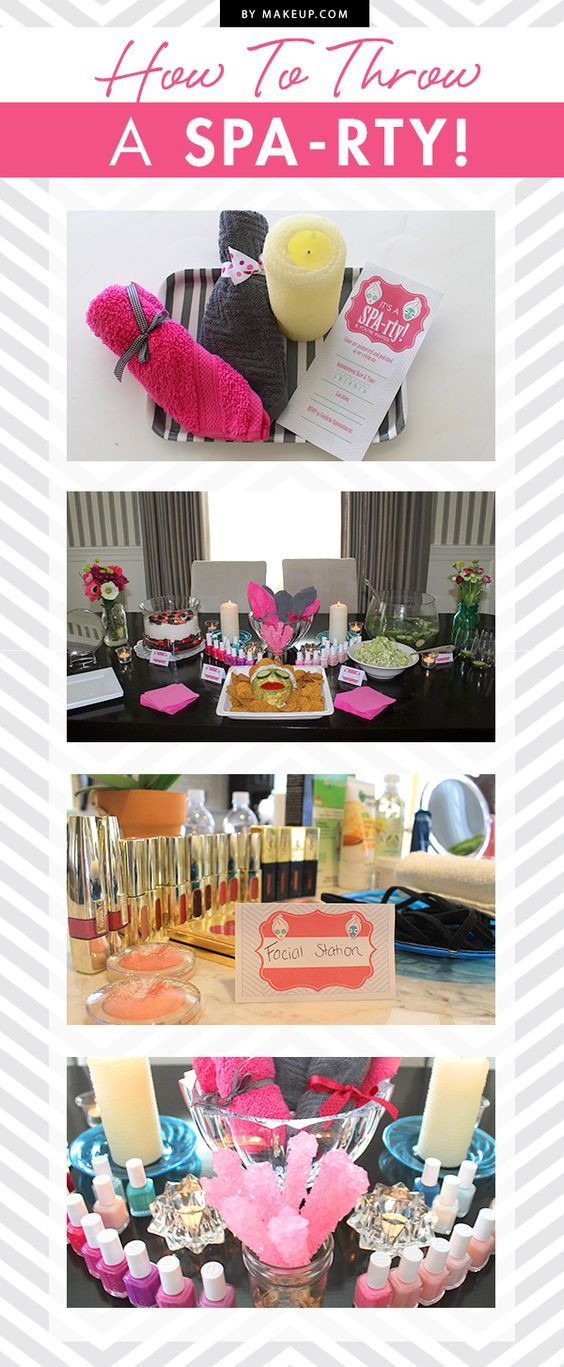 Best ideas about DIY Kids Spa Party . Save or Pin Looking to throw a fun themed party with your girlfriends Now.