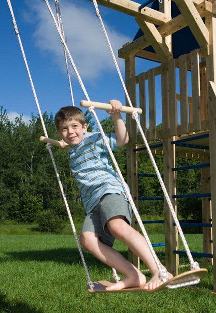 Best ideas about DIY Kids Swings . Save or Pin Skateboard Swing Now.
