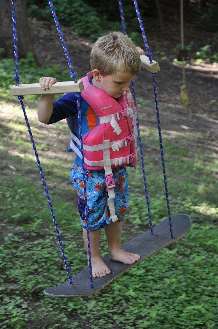 Best ideas about DIY Kids Swings . Save or Pin Best 25 Skateboard swing ideas on Pinterest Now.