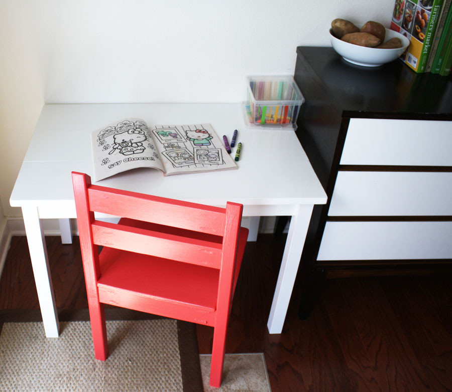Best ideas about DIY Kids Table . Save or Pin How To Build A DIY Kids Chair Now.