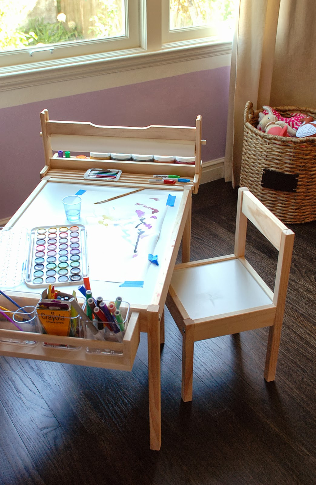 Best ideas about DIY Kids Table . Save or Pin Design Ingenuity DIY Kids Craft Table Now.