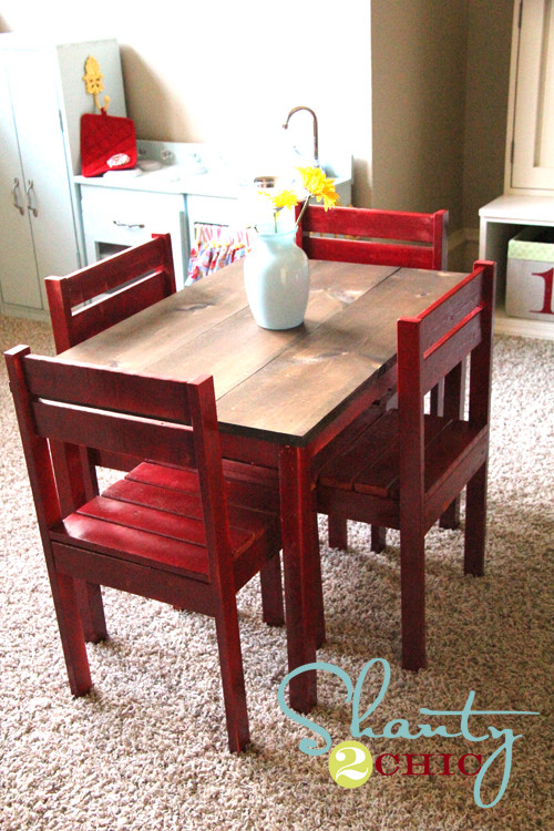 Best ideas about DIY Kids Table . Save or Pin DIY Inspiratio Now.