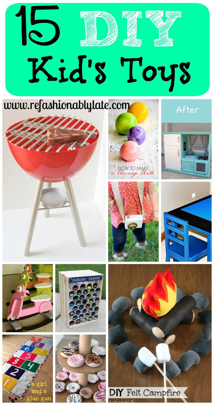 Best ideas about DIY Kids Toys . Save or Pin Best 25 Kids toys ideas on Pinterest Now.