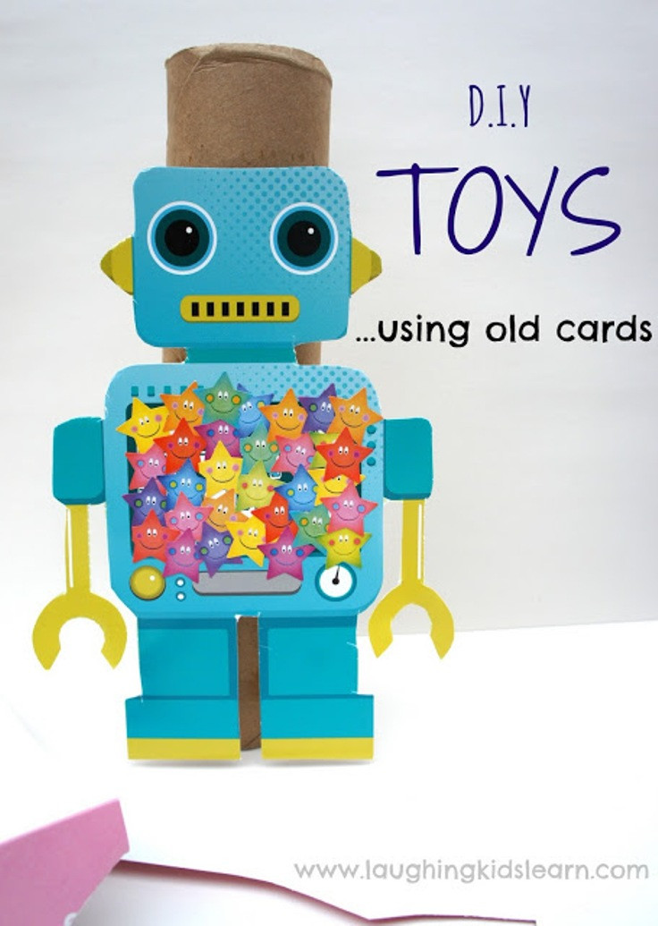 Best ideas about DIY Kids Toys . Save or Pin Top 10 Awesome DIY Kids Toys Now.