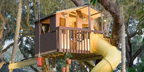 Best ideas about DIY Kids Treehouse . Save or Pin 9 Best Treehouse Ideas For Kids Cool DIY Tree House Designs Now.