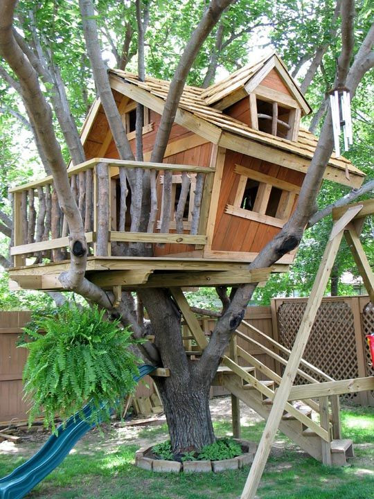 Best ideas about DIY Kids Treehouse . Save or Pin 21 Unbeliavably Amazing Treehouse Ideas that Will Inspire Now.