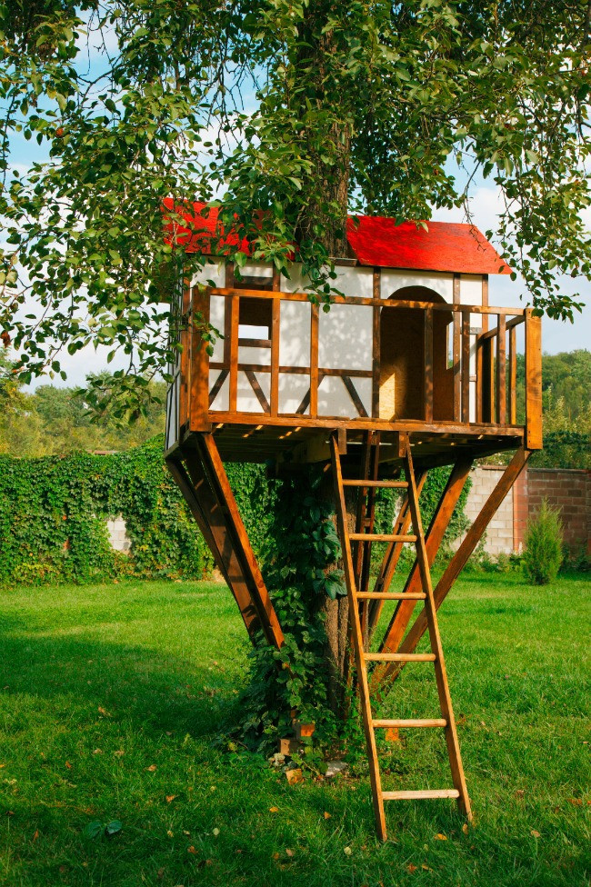 Best ideas about DIY Kids Treehouse . Save or Pin 25 Awesome Kids Tree Houses Kids Activities Blog Now.