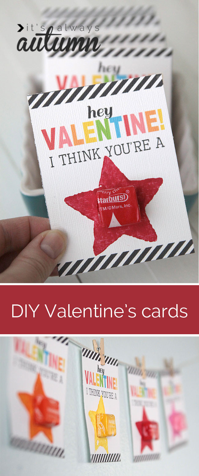 Best ideas about DIY Kids Valentine Cards . Save or Pin 40 Simple Fun Valentine s Day Craft Ideas Just for Kids Now.