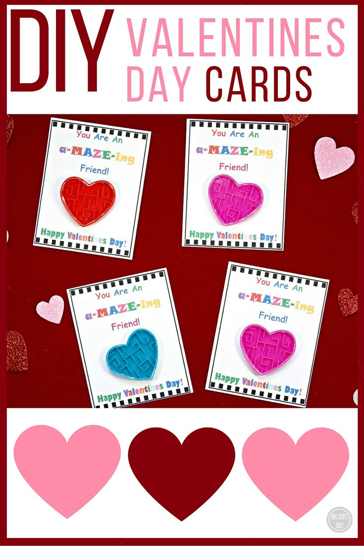 Best ideas about DIY Kids Valentine Cards . Save or Pin DIY Valentine s Day Cards for Kids with Free Printable Now.
