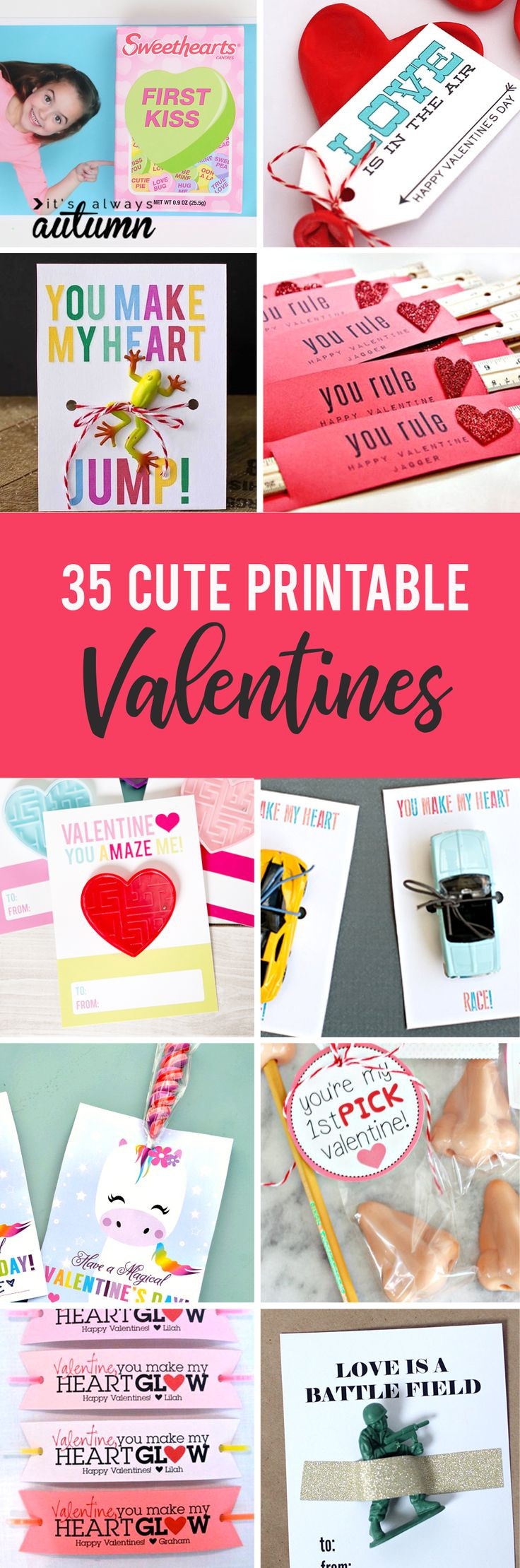 Best ideas about DIY Kids Valentines . Save or Pin 653 best will you be my valentine images on Pinterest Now.