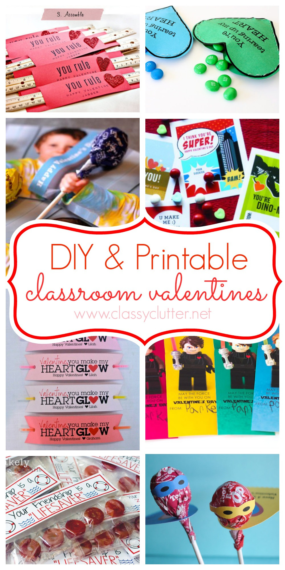 Best ideas about DIY Kids Valentines . Save or Pin Maintenance mode Now.