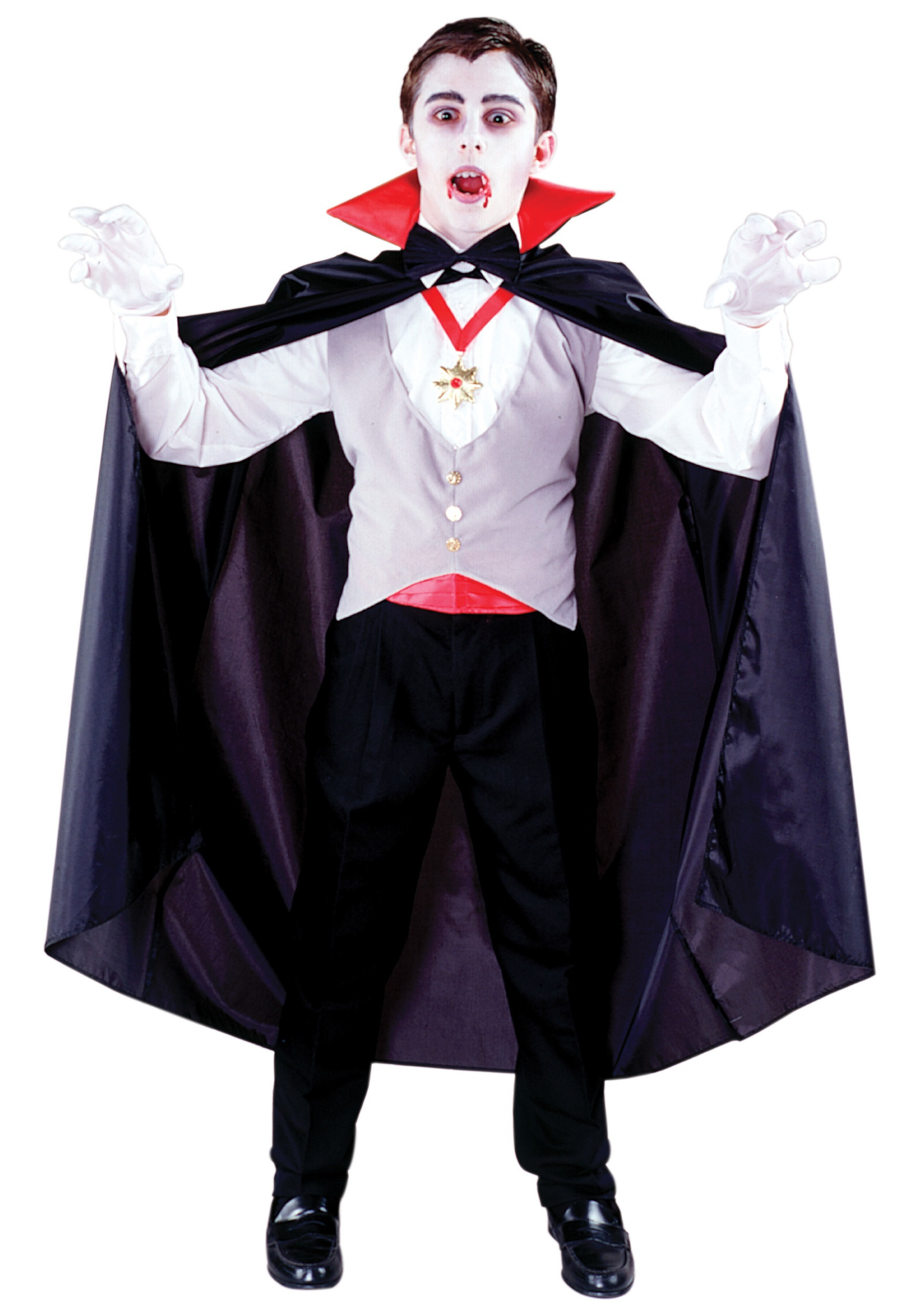 Best ideas about DIY Kids Vampire Costume . Save or Pin Boys Classic Vampire Costume Now.