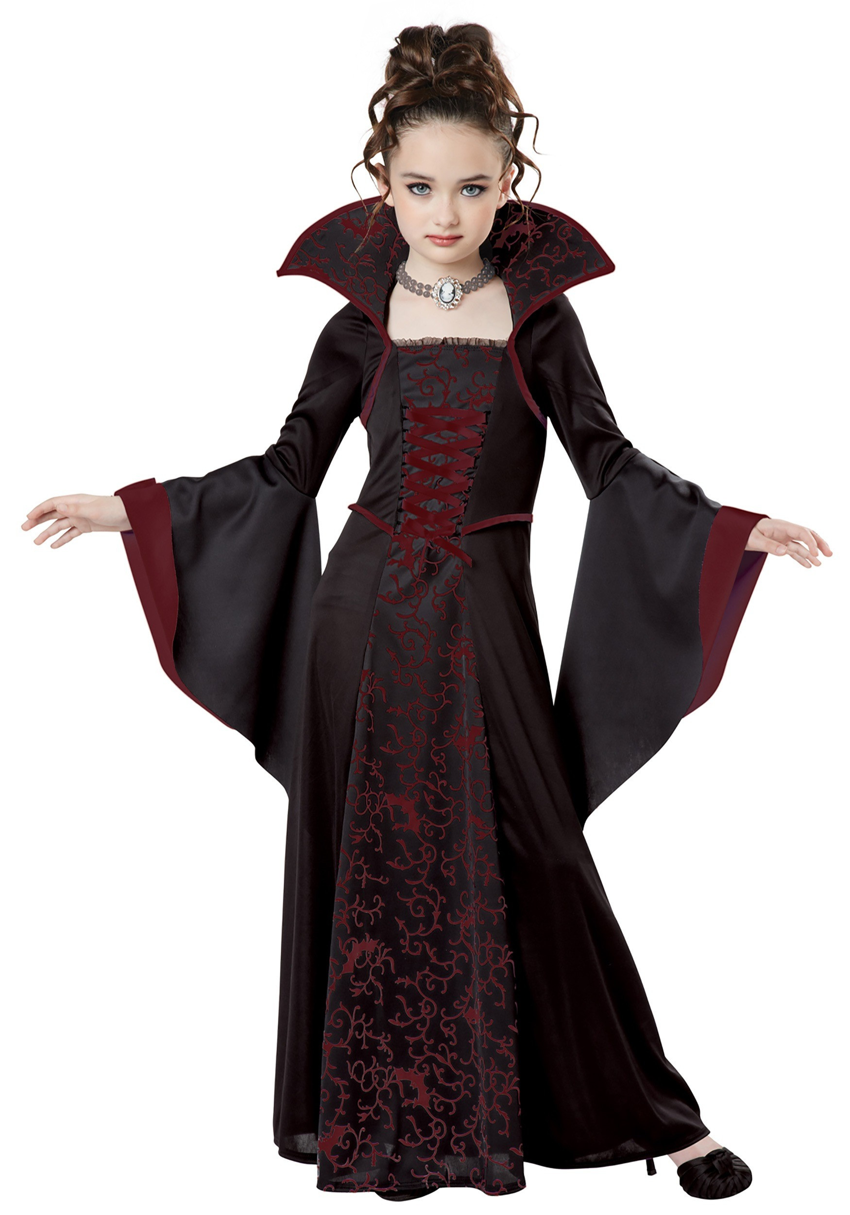 Best ideas about DIY Kids Vampire Costume . Save or Pin Child Royal Vampire Costume Now.