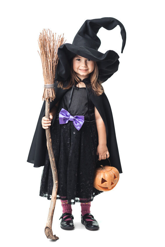 Best ideas about DIY Kids Witch Costume . Save or Pin 5 DIY Witch Costume Ideas Now.