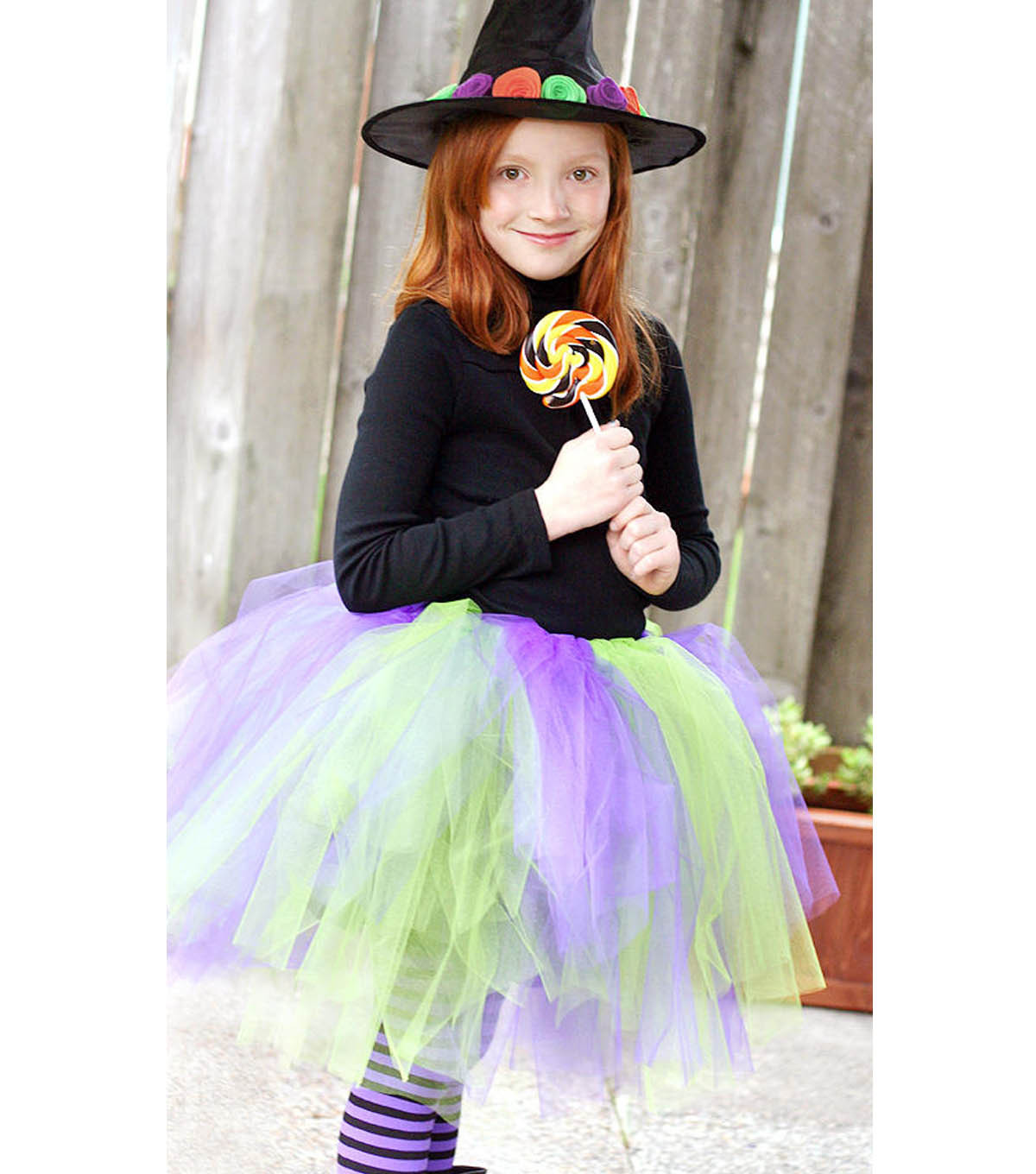 Best ideas about DIY Kids Witch Costume . Save or Pin DIY Easy Halloween Witch Costume Now.