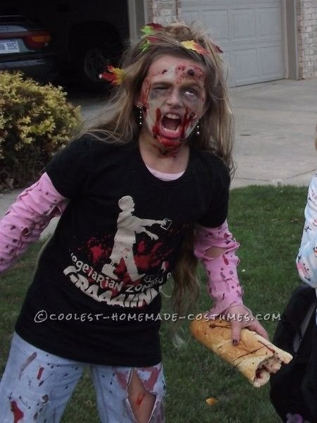 Best ideas about DIY Kids Zombie Costumes . Save or Pin 126 best Zombie Costume Ideas images on Pinterest Now.