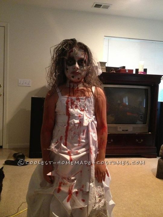 Best ideas about DIY Kids Zombie Costumes . Save or Pin 10 images about Zombie Costume Ideas on Pinterest Now.