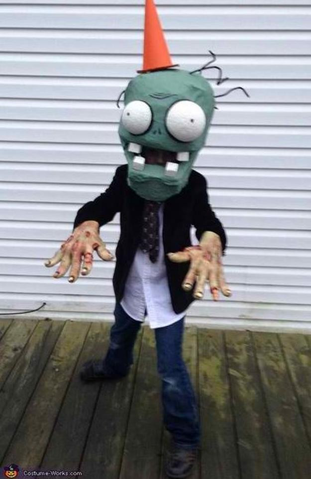Best ideas about DIY Kids Zombie Costumes . Save or Pin 18 DIY Zombie Costume Ideas DIY Projects Craft Ideas & How Now.