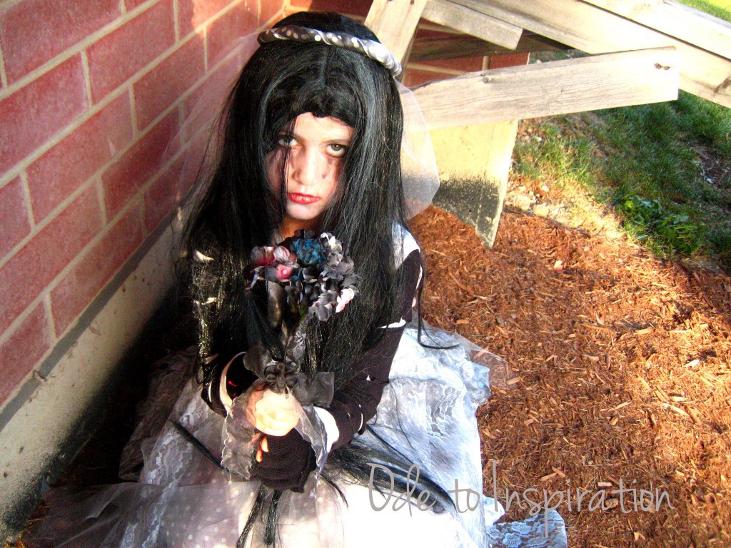 Best ideas about DIY Kids Zombie Costumes . Save or Pin Zombie Bride Costume Now.