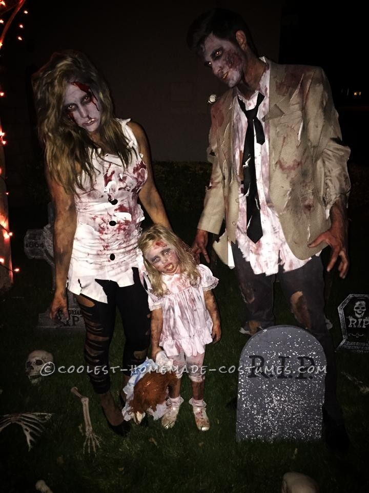 Best ideas about DIY Kids Zombie Costumes . Save or Pin 17 Best images about Zombie Costume Ideas on Pinterest Now.