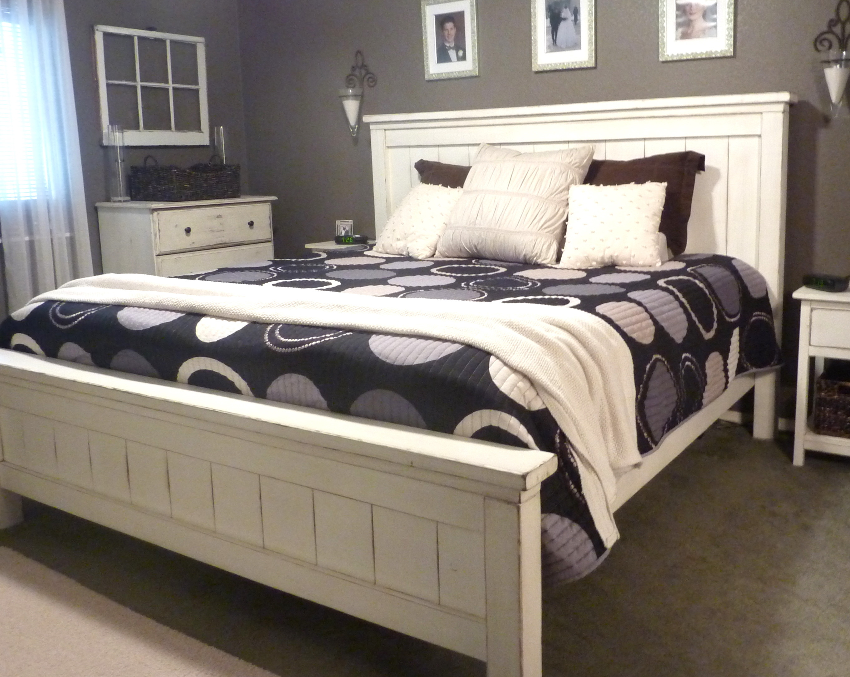 Best ideas about DIY King Beds . Save or Pin Ana White Now.