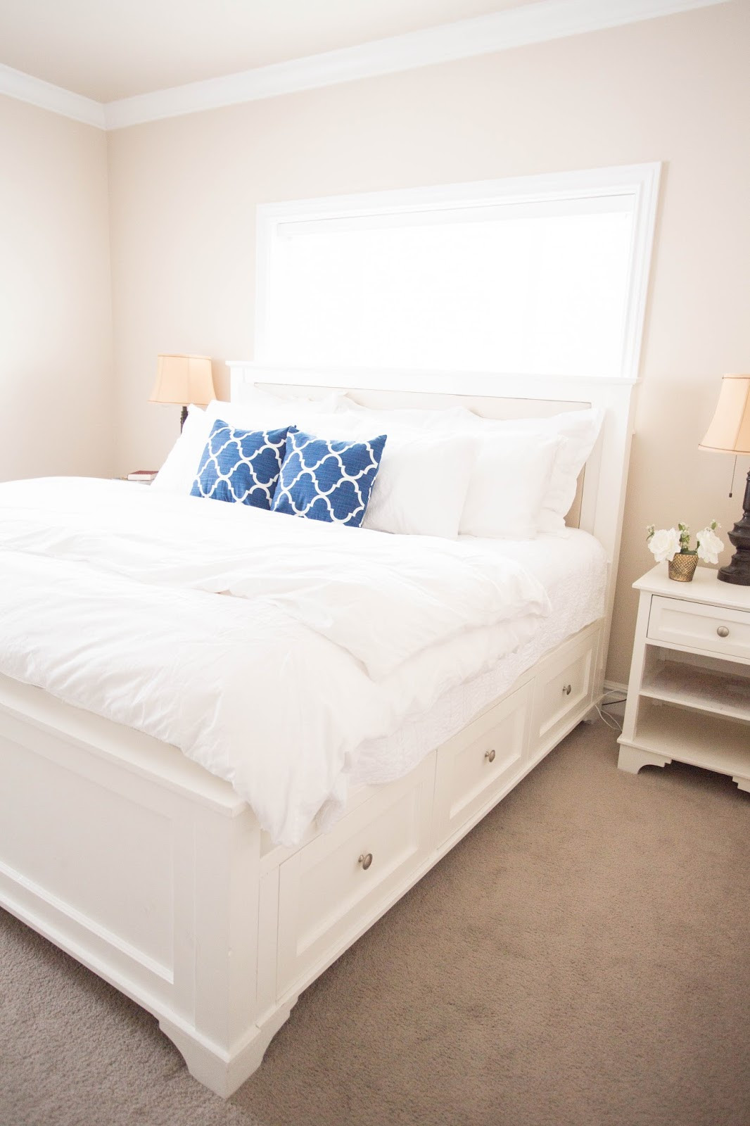 Best ideas about DIY King Beds . Save or Pin do it yourself divas DIY King Size Storage Bed Part 1 Now.