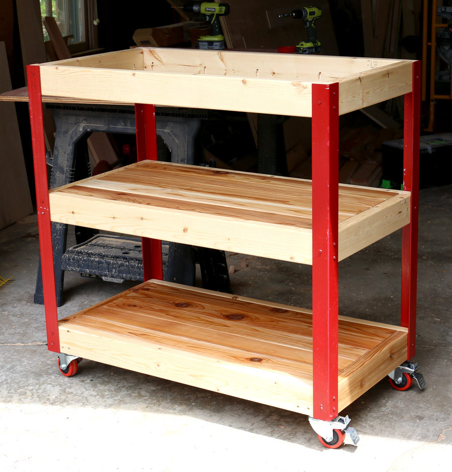 Best ideas about DIY Kitchen Cart Plans . Save or Pin Bar Cart How to Make in 26 DIY Ways Now.