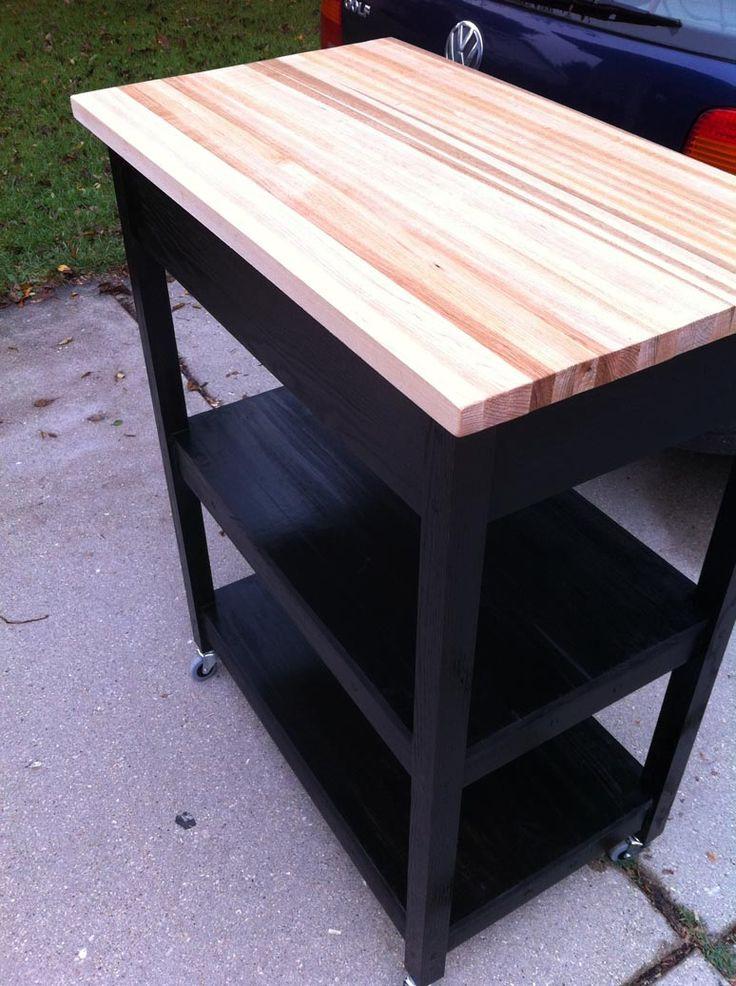 Best ideas about DIY Kitchen Cart Plans . Save or Pin Best 25 Kitchen carts ideas on Pinterest Now.
