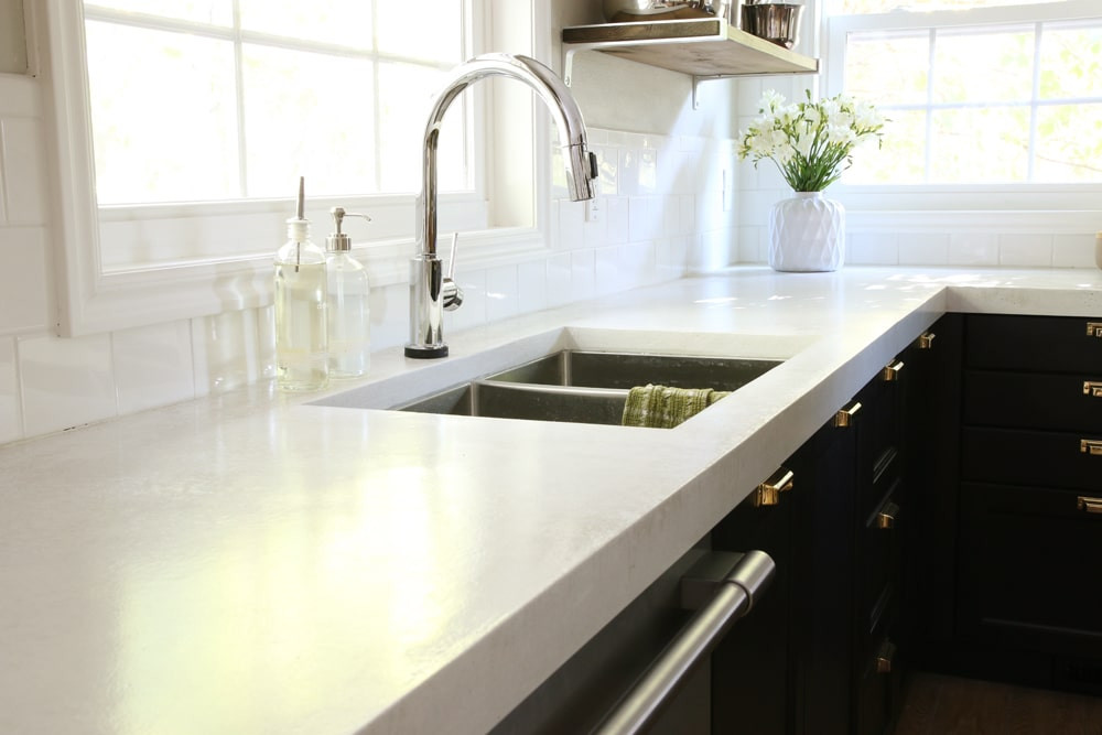 Best ideas about DIY Kitchen Counters . Save or Pin 12 DIY Countertops That Will Blow Your Mind Now.
